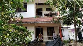 6.25 cent 1200 sq ft 4bhk 4 ft road access to home from municipal road