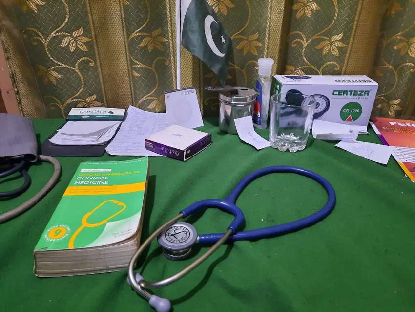 Looking for job of Medical officer or General Physician