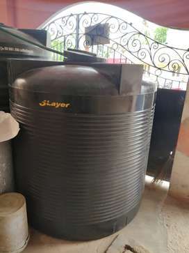 2000 liter 3 layer water tank