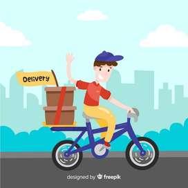 Delivery Boy in Choramepet-Nagalkeni
