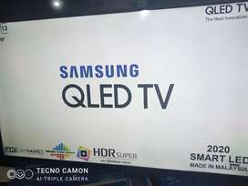 "Samsung 55"" Smart UHD LED TV Box Pack 2020 Model / Delivery Available"