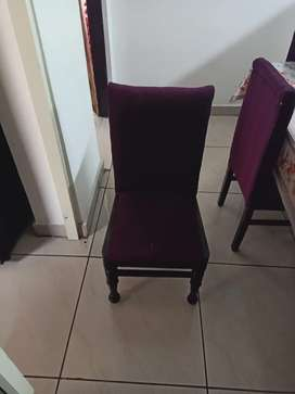 Dining Table chairs. 6 Chairs