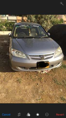 Honda Civic 200