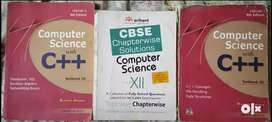 Class 12 Computer Science Book