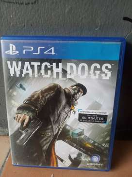 BD PS4 Watch Dog