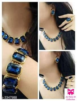 New jewellery set
