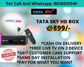 JINGALALA OFFER ON TATA SKY HD CONNECTION