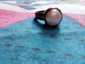 Pearl(Mukto) Ring