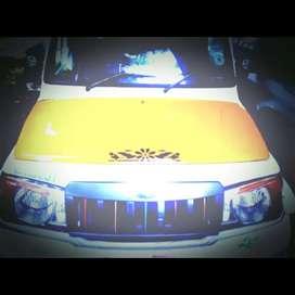 Mahindra Bolero Pik-Up for rent with driver