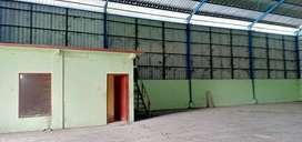 Disewakan Gudang di Karangtinggil Pucuk Lamongan LT 3794 m2 LB 360 m2