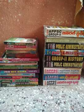 Telugu medium... Public service commission books