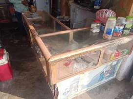 My shop counter and rack sale