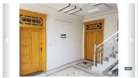 double story 5 Marla house for rent in Ghauri town 4 bed house