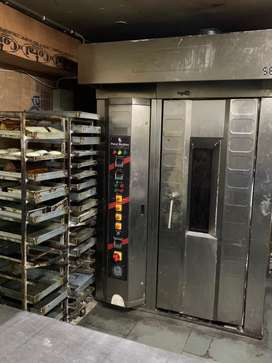 Bakery oven (Rotary) for sell