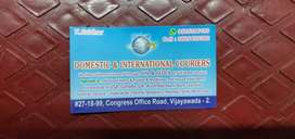 Domestic & international courier services