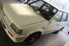 Want to sale Charade 1986 Best car