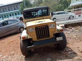 Jeep good condition