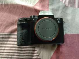Sony a7s2 body only