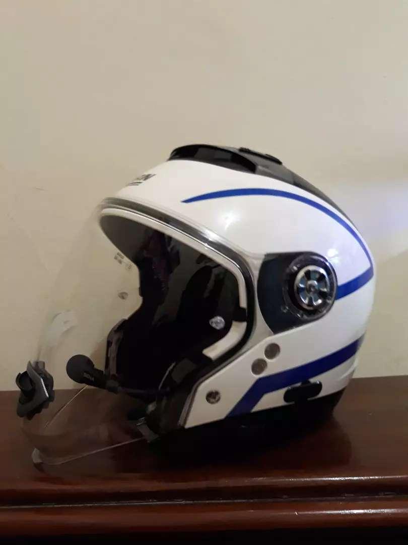 Helm nolan n44 size L 0