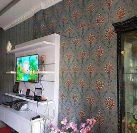 Wallpaper dinding minimalis wallpaper elegant GL27