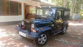 Mahindra jeep converted to thar MM540