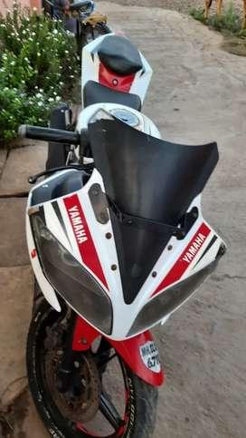 Take new bike