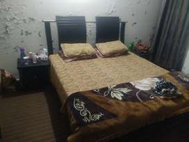 Double Bed Side tables and Dresser