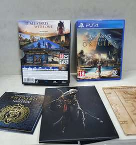 PS4 Assasins Creed Origins - Deluxe Edition