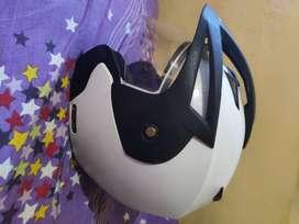 Vega crux open face helmet