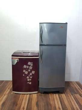 Videocon latest model washing machine and refrigerator