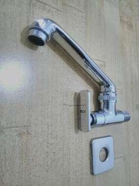 Brass CP Sink Cock