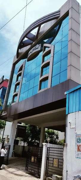 Vadapalani 100 feet 6000sqft s+2 floor building