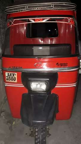 Sazgar loader rickshaw in good condition