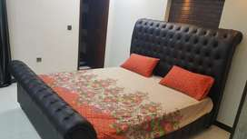 Ten Marla Lower Portion Full Furnished For Rent in Bahria Town Lahore