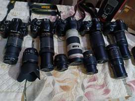 DSLR Camera Rent Only RENT