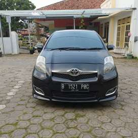 Yaris S limited matic 2012
