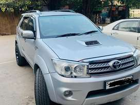 Fortuner unmatched condition