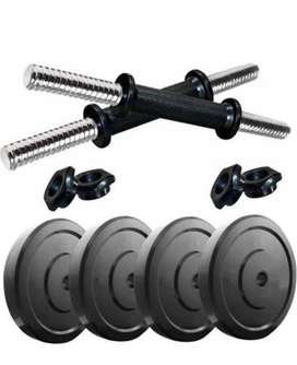 All type gym equipments like Plates / Dumbbells / rods are Available