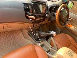 Toyota Fortuner 2010 Diesel 183000 Km Driven