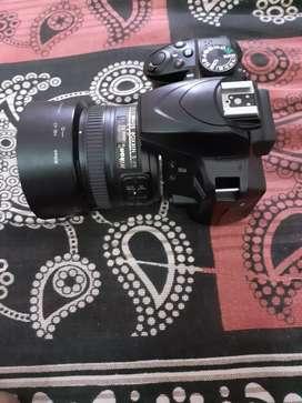 Nikon 3400 d camera