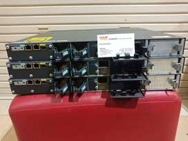 Obral Cisco Catalyst C3560X 24 port switch gigabit Second