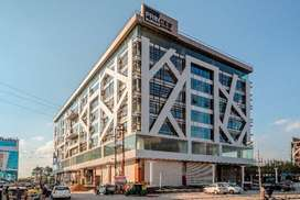 Office for sell in newly construction at main road
