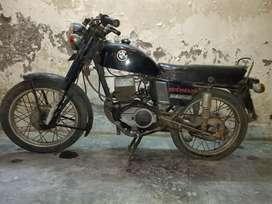 Royal Enfield crusader(mini bullet) 200cc