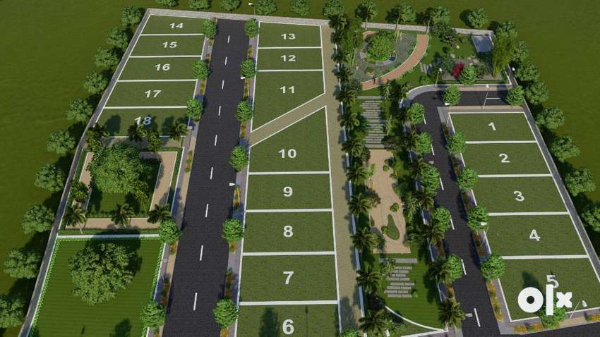 Gated Community Plots for Sale in Whitefield, Near Metro Connectivity 0