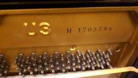 Piano Yamaha U3H Hitam Peter Piano Bintaro
