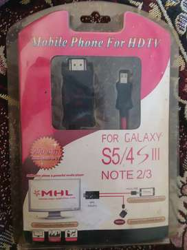 Mobile phone for hd tv
