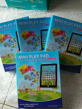 New Generation Mini Playpad Book edukasi 2 Bahasa Untuk Anak