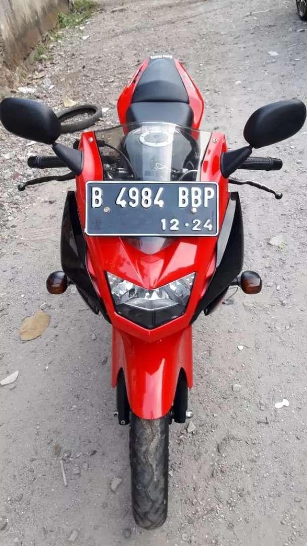 Kawasaki ninja RR th 2014 istimewa pajak baru diperpanjang 0