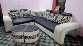 Sofa set of corner ser