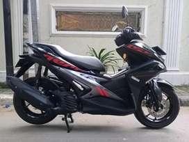Yamaha aerox 2019 pjk bln 6-2021